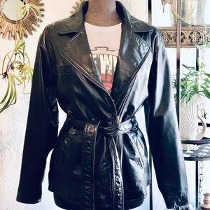 Beautiful Vintage Leather Jacket